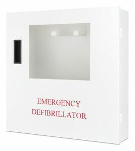 Defibtech Aed Wall Cabinet For Use With Mfr No Dcf a100 rx en