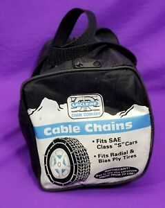 Laclede Cable Chains Class S Cars 1038 Snow Chains Tire Chains