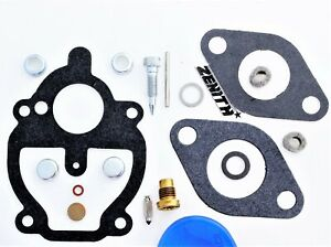 Carburetor Kit Fits Case A125 Clinton 1600 2500 11699 11734 11735 11799 B86