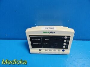 Welch Allyn 52000 Series Vital Signs Monitor W Printer no Battery 15440