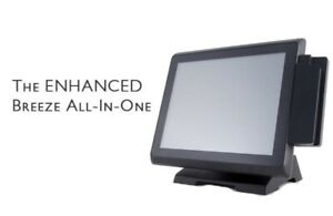 Brand New In A Box Touch Dynamic Breeze Restaurant Pos System L k