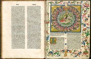 Koberger Bible 1483 Ad Facsimile