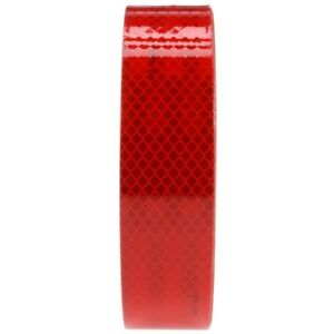 Truck lite 98111 Red Reflective Tape 2 In X 150 Ft