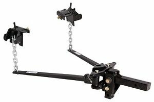 31331 Husky Towing Trunnion Bar Weight Distribution Hitch W 12 000lb Gtw
