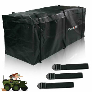 Rainproof Waterproof Luggage Tow Trailer Hitch Cargo Carrier Bag For Jeep Honda