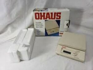 Rare! Ohaus LS2000 Electronic Scale - lb or g  Accurate Portable
