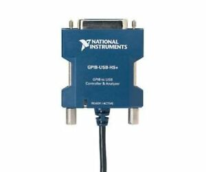 New National Instruments Ni Gpib usb hs Interface Controller Analyzer
