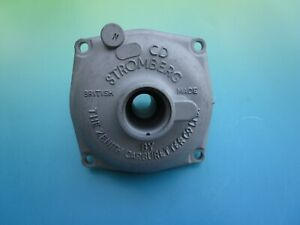 Zenith Stromberg 150 Carburetor Suction Chamber Top Cover Triumph Spitfire Gt6