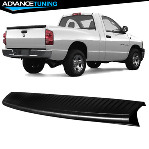 Fits 02 08 Dodge Ram 1500 2500 3500 Tailgate Cover Molding Top Cap Protector