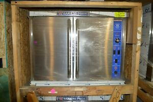 Bakers Pride Bpcv e2 Cyclone Dual Deck Electric Convection Oven 208 V 3 Ph