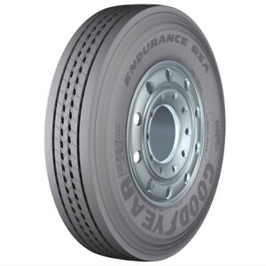 4 New Goodyear Endurance Rsa 245 70r19 5 Load H 16 Ply Commercial Tires