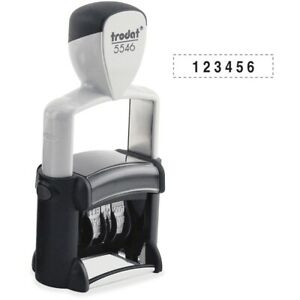 Trodat Self inking Stamp T5546 1 Each