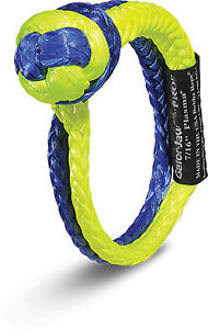 Bubba Rope Gator Jaw Pro Synthetic Shackle 7 16