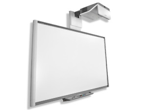 77 Sb680 Interactive Smart Board And Uf70 Short Throw Hdmi Projector Warranty
