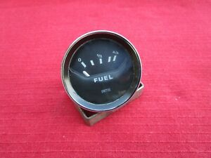 Nice Oem Smiths Fuel Gas Petrol Gauge For 1973 1976 Triumph Tr6 And Spitfire