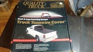 Sagaz Truck Tonneau Cover Hook Loop System Chevy Dodge Ford 8 Ft Long Bed