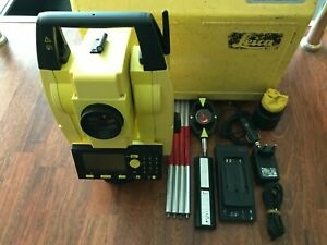 Leica Builder 509 Total Station Edm Calibrated 2020 Free Ship