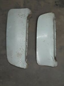 1949 50 51 Mercury Led Sled Rear Rare Og Fender Skirts