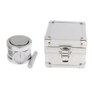 Solid Magnetic Z Axis Zero Pre Setter Dial Setting Tool For Cnc Router 50mm