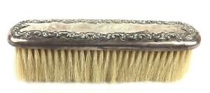Sterling Silver Vanity Brush Clothes Dress Hair Right Reverend Dmb Engraved