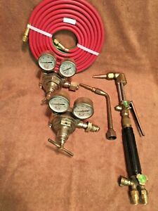 nice Craftsman Cutting Torch Brazing Set victor Cutting Torch Harris loook