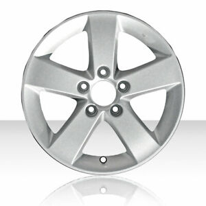Revolve 16x6 5 Silver Wheel For 2006 2010 Honda Civic