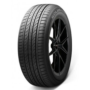 4 new 225 45r17 Kumho Solus Kh25 91h Bsw Tires