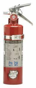 Buckeye Fire Extinguisher Dry Chemical Sodium Bicarbonate 2 1 2 Lb 10b c Ul