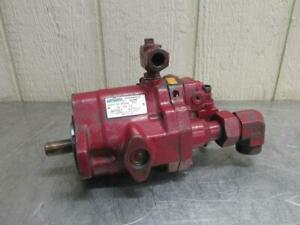 Vickers Pvb6 rsy 21 cm 11 Hydraulic Variable Displacement Piston Pump 6 Gpm