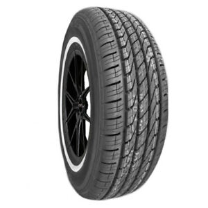 2 New 205 70r15 Toyo Extensa A S 95s White Wall Tires