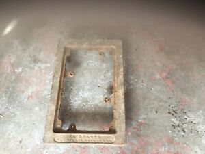 Antique Platform Scale Weight Fairbanks Vintage 500 Lbs Scale Part