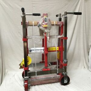 Dayton Machinery Mover Hand Truck 4000 Lb steel Number Of Rollers 4 2 Pk
