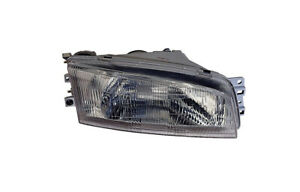 Replacement Eagle Eyes Mb238 B001r Right Headlight For 93 01 Mitsubishi Mirage
