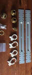 Wirsbo Manifold Kit With 1 Propex Striaght Adapter Q2070413 Quantity Of 2