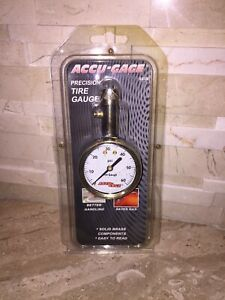 Accu Gage Precision Tire Gauge