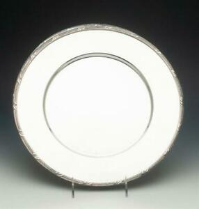 Waterford Silverplate Set Of 4 Charger Plates 12 1 8 Item W314