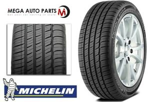 1 Michelin Primacy Mxm4 P215 45r17 87v Luxury Performance Tires
