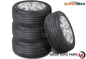 4 New Supermax Tm 1 215 45r17 87v High Performance Tires