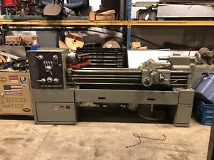 South Bend Nordic 15 Tool Room Engine Lathe