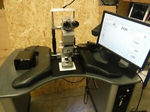 Optimedica Pascal Ophthalmic Laser