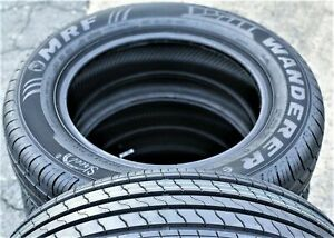 2 New Mrf Wanderer Street 215 60r16 95h A s All Season Tires