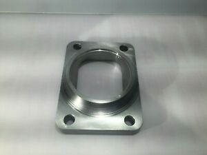 T6 Billet Steel Turbo Manifold Adapter Flange Smooth Airflow Us Made