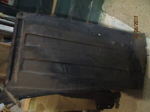 Nos Chevrolet 1942 To 1948 Passenger Left Inner Fender Skirt Panel Rare Find