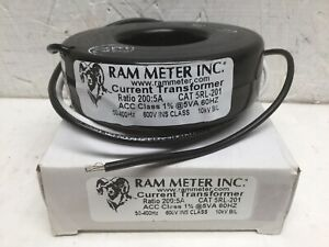 GE CURRENT TRANSFORMER TYPE JCH-0C 300:5 AMP RATIO 75DX112022 FREE SHIPPING!!!