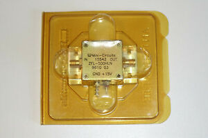 Mini circuits Zfl 500hln Low noise Amplifier Sma Opt B Nos Free Shipping