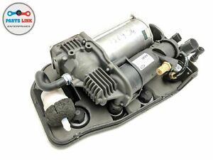 2013 2017 Range Rover Air Ride Suspension Pump Compressor Oem