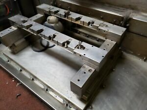 Wire Edm Vise Tooling From Charmilles Robofil 2000