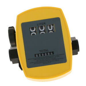 Mechanical Fuel Meter For Matching Oil Pump With 1 High Accuracy