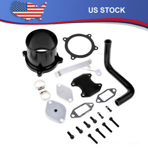 Egr Cooler Kit Throttle Valve Delete Kit For 2007 2009 Dodge Ram 6 7l Diesel