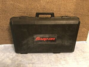 Empty Snap On Tools Modis Eems300 Elite Hd Scanner Molded Black Hard Case